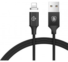 Baseus New Insnap Series Magnetic Cable Lightning to USB 1.2m Black
