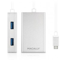 Macally UC3HUB 3.1 USB-C to 4 Port USB-A Hub for MacBook (UC3HUB)