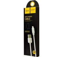 Hoco X1 Lightning Cable White (2m)