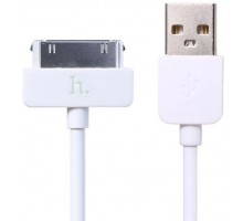 Hoco X1 Rapid Charging Cable 30-pin to USB White