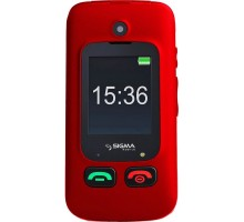 Sigma mobile Comfort 50 Shell Duo Red (UA UCRF)
