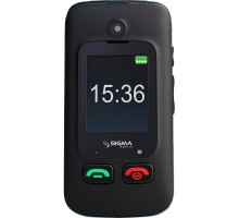 Sigma mobile Comfort 50 Shell Duo Black (UA UCRF)