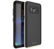 iPaky TPU+PC for Samsung G950 Galaxy S8 Black/Gold