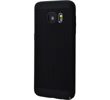 Perfo case Black for Samsung Galaxy S7 Edge (G935)