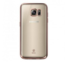 Baseus Shining case Rose Gold for Samsung Galaxy S7 Edge (G935)