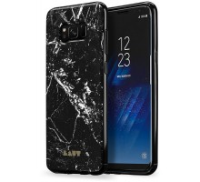 Laut Huex Elements Marble Black for Samsung Galaxy S8 (LAUT_S8_HXE_MB)