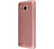 Loopee case for Samsung Galaxy J5 2016 (J510) Rose Gold