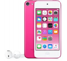 Apple iPod touch 6Gen 16GB Pink (MKGX2LL)