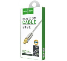 Hoco U16 Micro Magnetic Charging Cable (1.2m)