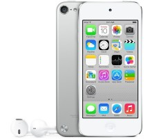 Apple iPod touch 6Gen 64GB Silver (MKHJ2LL)