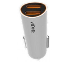 Vidvie CC505 with Lightning Fast Charge 2.4A White