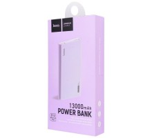 Hoco PowerBank B12 Khaki Style 13000 mAh Purple