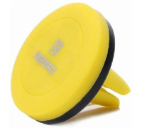 Remax RM-C10 Air Vent Yellow