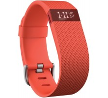 Fitbit Charge HR Red Large