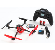 Traxxas LaTrax Alias RTF 2,4 GHz (6608 Red)