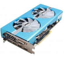 Sapphire Radeon RX 580 8GD5 Special Edition METAL BLUE NITRO+ (11265-21)