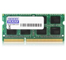GOODRAM 4 GB SO-DIMM DDR3 1600 MHz (GR1600S364L11S/4G)