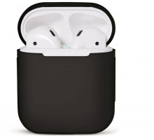 Simple Case Silicone Black for Apple AirPods