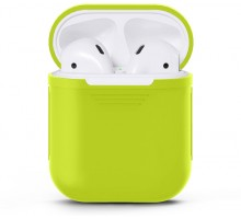 Simple Case Silicone Green for Apple AirPods