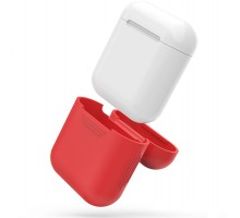 Simple Case Silicone Red for Apple AirPods