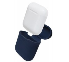 Simple Case Silicone Dark Blue for Apple AirPods