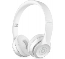 Beats Solo3 Wireless On-Ear Headphones Gloss White (MNEP2)