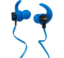 Monster Adidas Originals In-Ear with Apple ControlTalk Blue