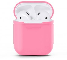Simple Case Silicone Pink for Apple AirPods
