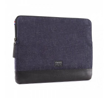 Decoded Denim Slim Sleeve with Zipper for MacBook 13 (DD4SS13BK)