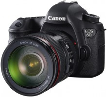 Canon EOS 6D kit (24-105mm f/4 IS L)
