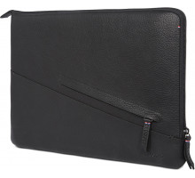 Decoded Leather Slim Sleeve Black for MacBook Pro 13 Retina 2016 (D7M13SS2BK)