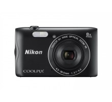 Nikon Coolpix A300 Black (UA)