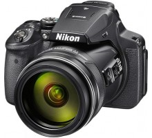 Nikon Coolpix P900 Black (UA)