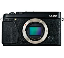 Fujifilm X-E2 body black (UA)