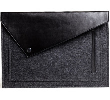 Gmakin Sleeve Black for Macbook Pro 13 2017 (GM57-13NEW)