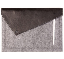 Gmakin Sleeve Gray/Black GM13 for MacBook Pro 13 Retina
