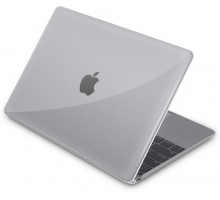 Macally Hard Case Clear for MacBook 12 (MBSHELL12-C)