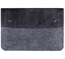 Gmakin Sleeve Black GM04 for MacBook Pro 13 Retina