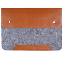 Gmakin Sleeve Brown GM02 for MacBook Pro 13 Retina