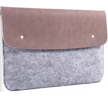 Gmakin Sleeve Brown (GM46) for Macbook Pro 13 Retina