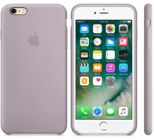 Apple iPhone 6s Plus Silicone Case Lavender (high copy)