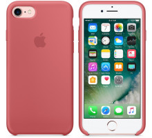 Apple iPhone 6S Silicone Case Camellia (high copy)