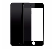 4D Glass for iPhone 7 Plus Black