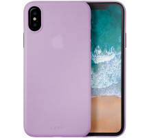 Laut Slimskin Violet for iPhone X (LAUT_IP8_SS_PU)