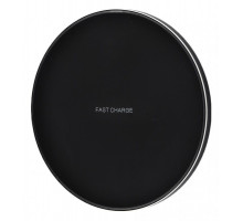Simple Case Wireless Charging Disk GY-68 1.2A Black