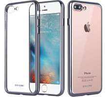 G-Case Fashion Protection Shell Black for iPhone 7 Plus