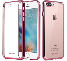 G-Case Fashion Protection Shell Rose Gold for iPhone 7 Plus