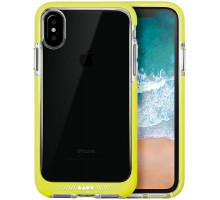 Laut Fluro Yellow for iPhone X (LAUT_IP8_FR_Y)