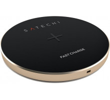 Satechi Wireless Charging Pad Gold (ST-WCPG)