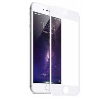 5D Glass White for iPhone 6S